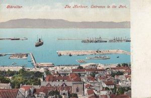GIBRALTAR , 00-10s ; Harbour