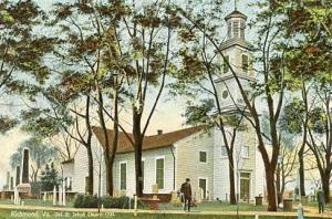 VA - Richmond, Old St. John's Church