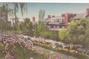 Virginia Luray Gardens At The Mimslyn Hotel Of Distinction Near Shenandoah Na...