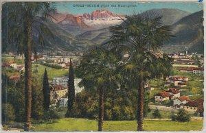 40680  CARTOLINA d'Epoca - BOLZANO Città : GRIES 1915