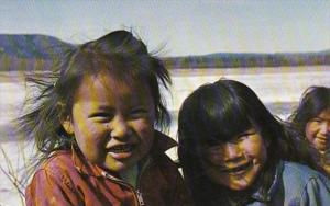Alaska Eskimo Children 1964