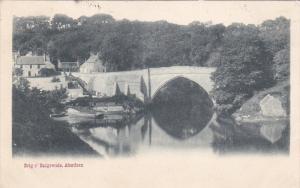 ABERDEEN, Scotland, PU-1903; Brig O' Balgownie