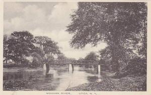 Mohawk River, Utica, New  York, 1910-1920s