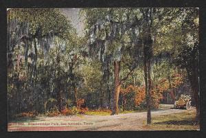 Brackenridge Park San Antonio Texas Unused c1910s