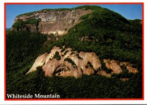 North Carolina Cashiers Whiteside Mountain