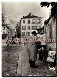 Postcard Modern Paris The Sacre Coeur of Montmartre