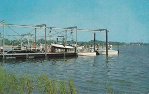 BRUNSWICK , Georgia , 50-60s ; Yacht Club Basin