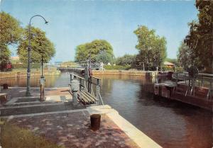 Emden Niedersachsen Kesselschleuse River