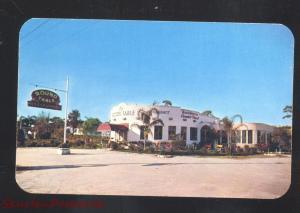 ST. PETERSBURG FLORIDA THE ROUND TABLE RESTAURANT VINTAGE