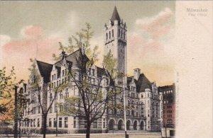 Post Office Milwaukee Wisconsin