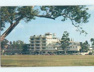 Unused Pre-1980 BEACH SCENE Port Of Spain Trinidad And Tobago F6161