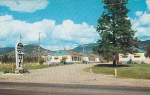 Canada British Columbia  97  Motel