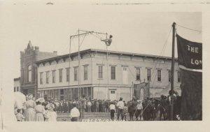 RP, LUVERNE , Minnesota, 1900-10s , Main Street Carnival