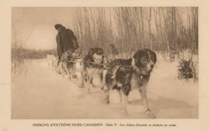 Eskimo & Indian Missions , Canada , 1910s ; View #9