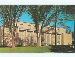 Unused Pre-1980 College Of Wooster - Wooster Ohio OH E1388