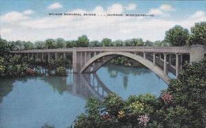 Wilson Memorial Bridge, JACKSON, California, 1930-1940s