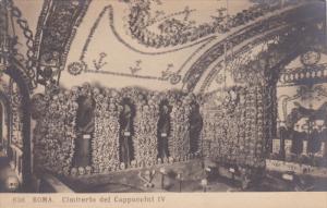 RP, Cimiterio Del Cappuccini IV, ROMA (Lazio), Italy, 1920-1940s
