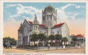 Memorial Church Saint Augustine Florida