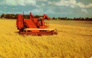 Massey-Harris 90 Harvester