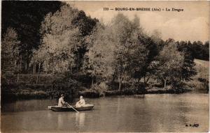 CPA  Bourg-en-Bresse - La Drague  (382511)