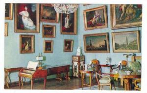 Azerbaijan, Arkhangelskoye. Palace, The Musical Hall 1960s