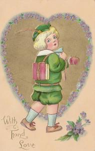 VALENTINE'S DAY: TUCK DAINTY DIMPLES Series No.3 , 1910-10s, # 11