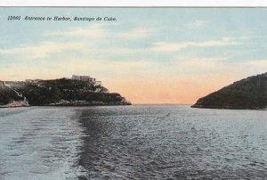 SANTIAGO DE CUBA, 1900-10s; Entrance to Harbor