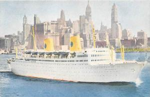 MS Gripsholm, Swedish American Line