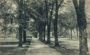 USA Public Park Marion South Carolina 03.06