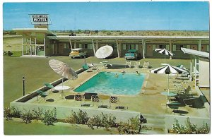 Desert Gem Motel Gila Bend Arizona Sheltered Carports