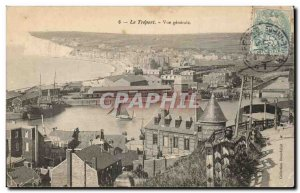 Treport - Vue Generale - Old Postcard