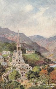 LOURDES, France, 1900-10s ; The Pyrenees ; TUCK