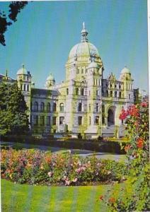Canada Victoria Parliament Buildings