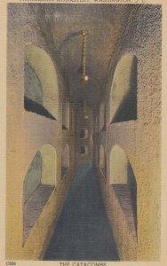 WASHINGTON DC , 1930-40s ; Franciscan Monastery Catacombs