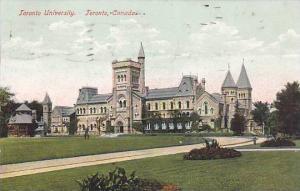 Toronto University, Toronto, Ontario, Canada, PU-1906