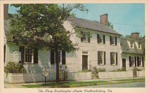 Virginia Fredericksburg The Mary Washington House