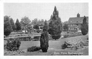 B105380 Netherlands Zeist Vijver Berthanieplein
