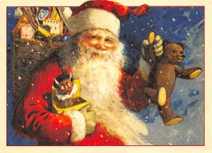 Reproduction Santa Claus Postal Used Unknown