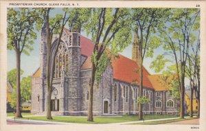 GLEN FALLS, New York, 1930-1940s; Presbyterian Church