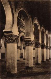 CPA Toledo Interior de Santa Maria la Blanca SPAIN (743818)