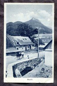dc833 - Muráň Slovakia 1932 Postcard