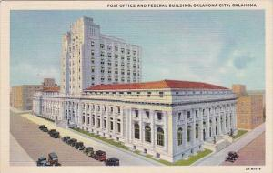 Oklahoma City Post Office And Federal Building