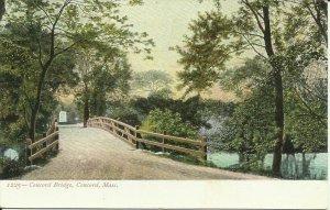 Concord, Mass., Concord Bridge