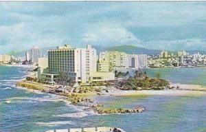 Puerto Rico San Juan San Jeronimo Hilton