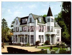 Postcard Modern Hotel Vijverhof Marinus Naefflaan GC Lochem JW Burggraaf