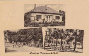 Udvozlet Balatonmariarol , PU-1951 HUNGARY