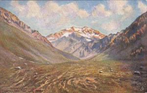 Aconcagua Cordillera De Los Andes Tucks