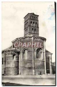 Postcard Modern Segovia Church of St. Lawrence