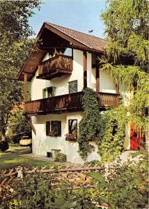 B34327 Haus Brunelle Mittenwald Karwendel  germany