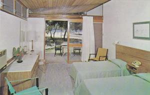 Spice Island Inn, Interior View of Room, GRAND ANSE BEACH, Grenada, 40-60´s